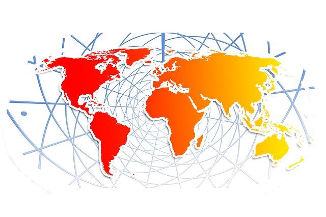 propojení kontinentů