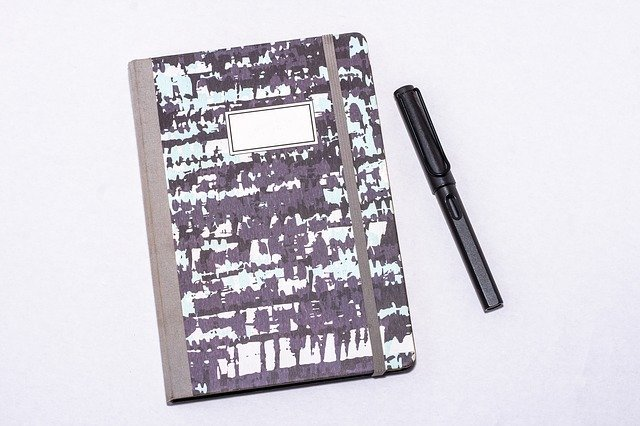 zápisník a fix