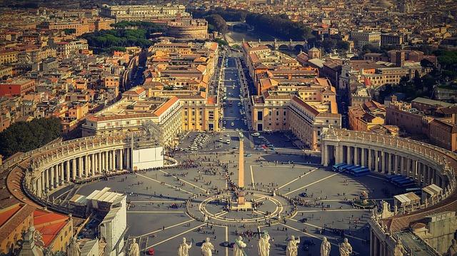 náměstí svatého petra