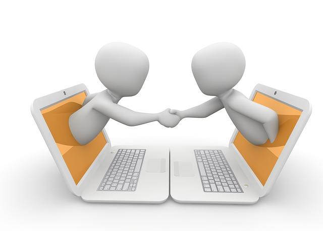 setkání online