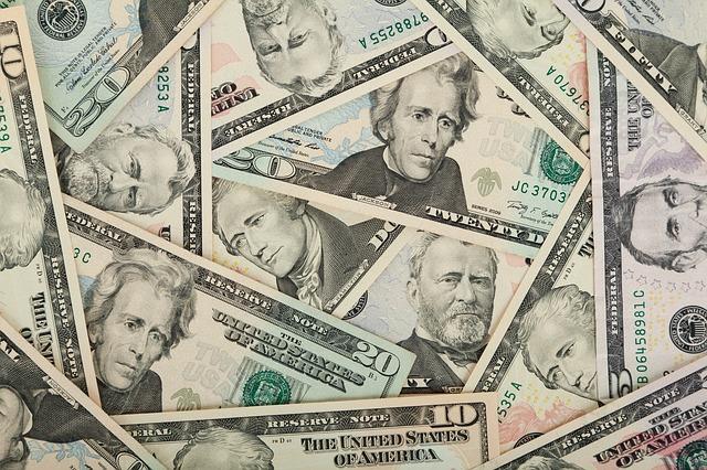 muži na bankovkách