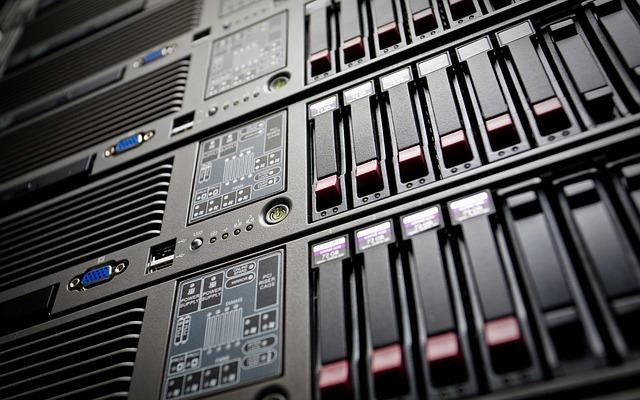 Webové servery